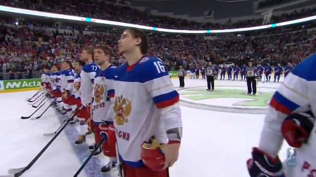 Отчёт о хоккейном матче 1/4 финала Чемпионата мира-2014, сборная