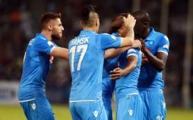 ФК «Наполи» во второй раз в истории стал обладателем Суперкубка Италии, обыграв «Ювентус»