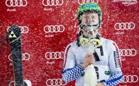 Российский горнолыжник одержал историческую победу на этапе КМ