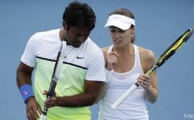 Легендарная Мартина Хингис пробилась в полуфинал Australian Open