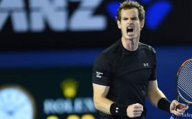 Маррей в четвертый раз вышел в финал Australian Open
