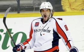 Гол Овечкина помог «Вашингтону» обыграть «Питтсбург» в матче НХЛ