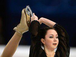 Российские фигуристки заняли весь пьедестал чемпионата