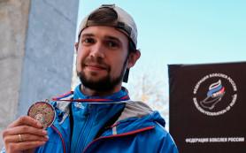 Российские бобслеисты и скелетонисты выиграли два серебра на ЧЕ во Франции