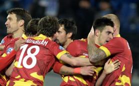 Матч с участием российского клуба прервал конфликт игроков