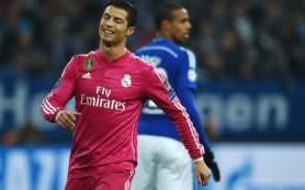 Гол и передача Роналду помогли «Реалу» обыграть «Шальке» в Лиге чемпионов