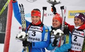 Украинка Меркушина прокомментировала победу на ЧЕ по биатлону