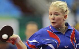 Алексей Смирнов и Яна Носкова победили в ЧР по настольному теннису
