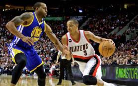 «Голден Стэйт» обыграл «Портленд» в матче НБА