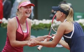Екатерина Макарова и Елена Веснина вышли в финал парного турнира в Индиан-Уэллс