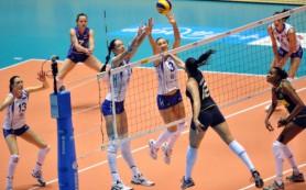 Женские волейбольные клубы России не смогли выйти в «Финал четырех» ЛЧ