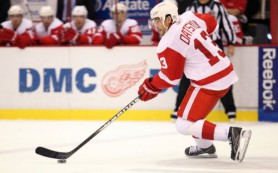 Павел Дацюк помог «Детройту» победить «Рейнджерс» в матче НХЛ