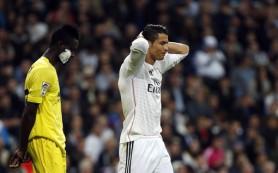 Роналду забил на ничью