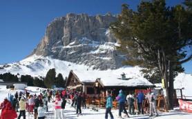 Горные лыжи в Италии — это курорты Доломитовых Альп