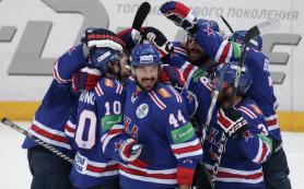 СКА в овертайме обыграл московское «Динамо» и вышел в полуфинал плей-офф КХЛ