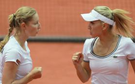 Пара Макарова/Веснина вышли в полуфинал турнира в Индиан-Уэллсе