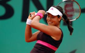 Ана Иванович вышла во второй круг теннисного турнира в Монтеррее