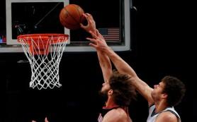 Баскетболисты «Бруклина» обыграли «Портленд» в матче НБА
