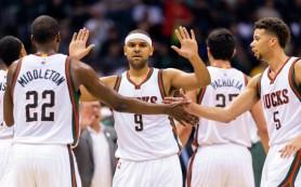 «Кливленд» в матче НБА победил «Милуоки», Мозгов набрал пять очков