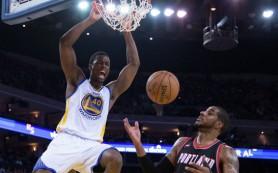 «Голден Стэйт» обыграл «Портленд» в матче чемпионата НБА
