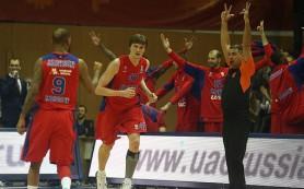 ЦСКА задержится в Греции