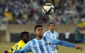 Аргентина вновь победила без Месси
