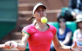 Немка Андреа Петкович пробилась в третий круг турнира в США