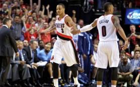«Портленд» обыграл «Мемфис» в 4-м матче и сократил отставание в серии плей-офф НБА