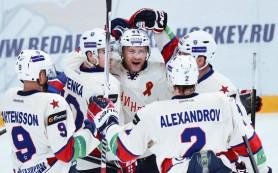 Менять традиции: хоккеисты СКА одержали вторую победу над «Ак Барсом