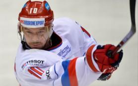 Сборная России по хоккею обыграла Швейцарию в матче Евровызова