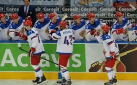 Сборная России по хоккею обыграла команду Германии в матче Евровызова