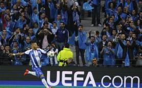 Два гола Куарежмы помогли «Порту» обыграть «Баварию» в Лиге чемпионов