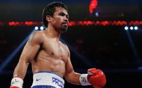 Боксеру Пакьяо прооперируют травмированное плечо в течение недели