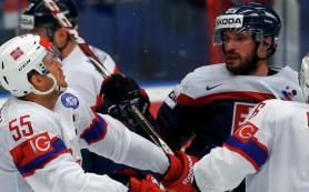 Сборная Норвегии по хоккею одержала волевую победу над словаками на ЧМ