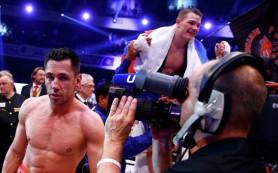 Боксер Федор Чудинов не намерен расслабляться, выиграв титул