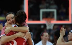 Российские баскетболистки обыграли румынок на международном турнире в Минске