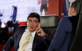 Марадона заявил об анархии в ФИФА