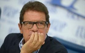 РФС проголосовал за то, чтобы Капелло остался на посту тренера сборной