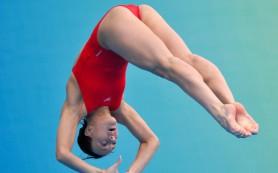 Россияне Бажина и Минибаев победили в миксте на ЧЕ по прыжкам в воду