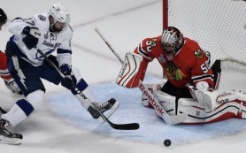 «Тампа Бэй» проиграла «Чикаго» в четвертом матче финала НХЛ