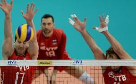 Российские волейболисты стартуют на Кубке мира матчем против Польши