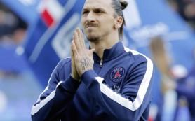 Нападающий «ПСЖ» Златан Ибрагимович согласился на возвращение в «Милан»