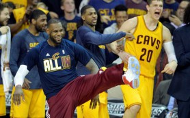 В НБА стартует финальная серия плей-офф