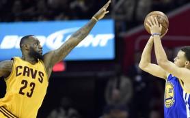 «Кливленд» Мозгова и Джеймса вышел вперед в финальной серии НБА