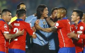 Чили вышло в полуфинал Кубка Америки, обыграв Уругвай