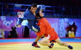 На Европейских играх в Баку в борьбу вступают самбисты