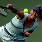 Шарапова опустилась на четвертое место в теннисном рейтинге WTA