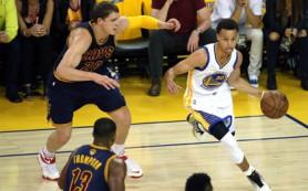 Мозгов сделал дабл-дабл в матче финальной серии НБА