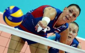 Волейболистки сборной РФ победили итальянок в «Финале шести» мирового Гран-при