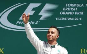 Пилот «Мерседеса» Хэмилтон победил на Гран-при Великобритании, Квят — шестой
